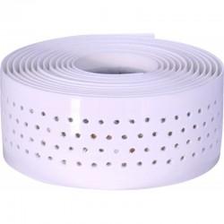 Cinta Manillar Velox Gloss Micro Perforada Blanco