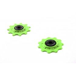 Jgo Roldanas Tripeak Shimano 11-11 Super Ceramic Verde