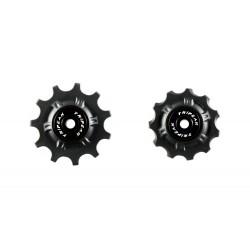 Jgo Roldanas Tripeak Shimano-Sram Crta 11-12 Super Ceramic Negro