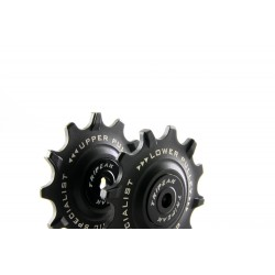 Jgo Roldanas Tripeak Shimano XTR 13-13 Super Ceramic Negro 12V