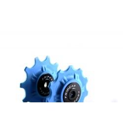 Jgo Roldanas Tripeak Shimano XTR 13-13 Super Ceramic Azul 12V