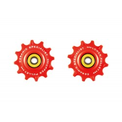Jgo Roldanas Tripeak Sram Mtb 12-12 Super Ceramic Rojo