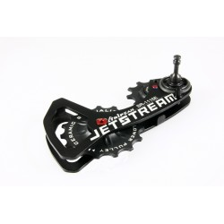Portapoleas Tripeak Alu 12-16 Super Ceramic Sram Red/Force