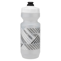 Bidón Wolf Tooth Grid Transparente 650ml
