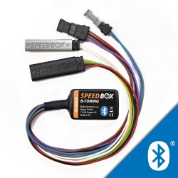 Deslimitador Speedbox B-Tuning Bluetooth para Bosch