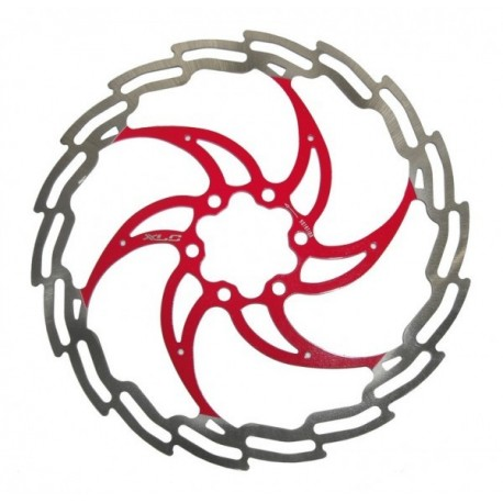 Disco Freno XLC BR-X02 6 tornillos
