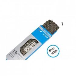 Cadena Shimano HG701 Sil-Tec 126 esl. 11V