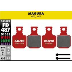 Pastillas Freno Galfer Advanced Magura MT5, MT7