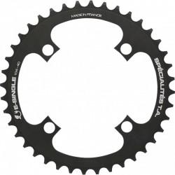 Plato E-Bike Specialites TA 104BCD Negro