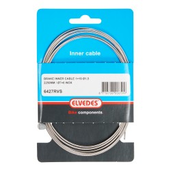 Cable Freno Acero Inoxidable Elvedes 2.250mm