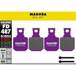 Pastillas Freno Galfer E-Bike Magura MT5, MT7