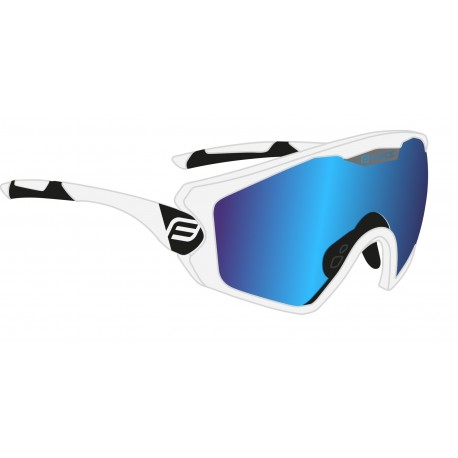 Gafas Force Ombro Plus Blanco lente Azul