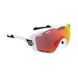 Gafas Force Ombro Plus Blanco lente Roja Laser