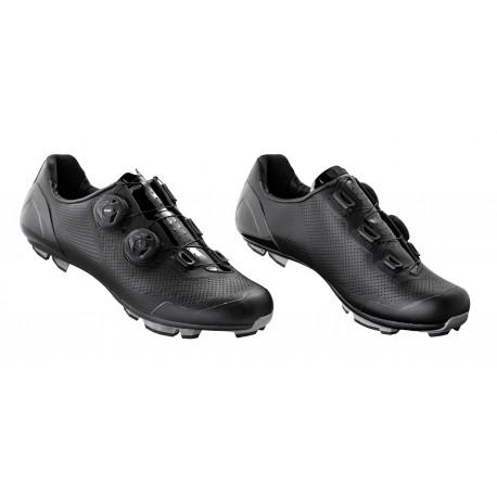 Zapatillas Force Warrior Carbono Negro