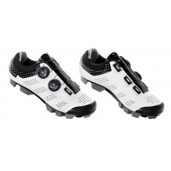 Zapatillas Force Mujer Points Blanco-Negro